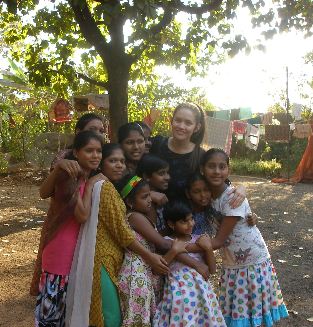 Straßenkinder-Heim für Mädchen