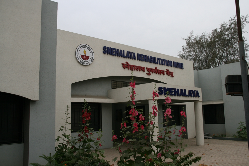 Kinderheim Snehalaya