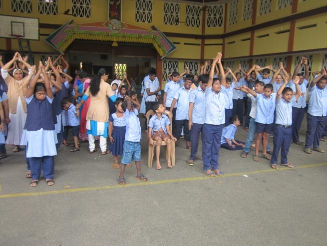 Alphons Sadhan Schule