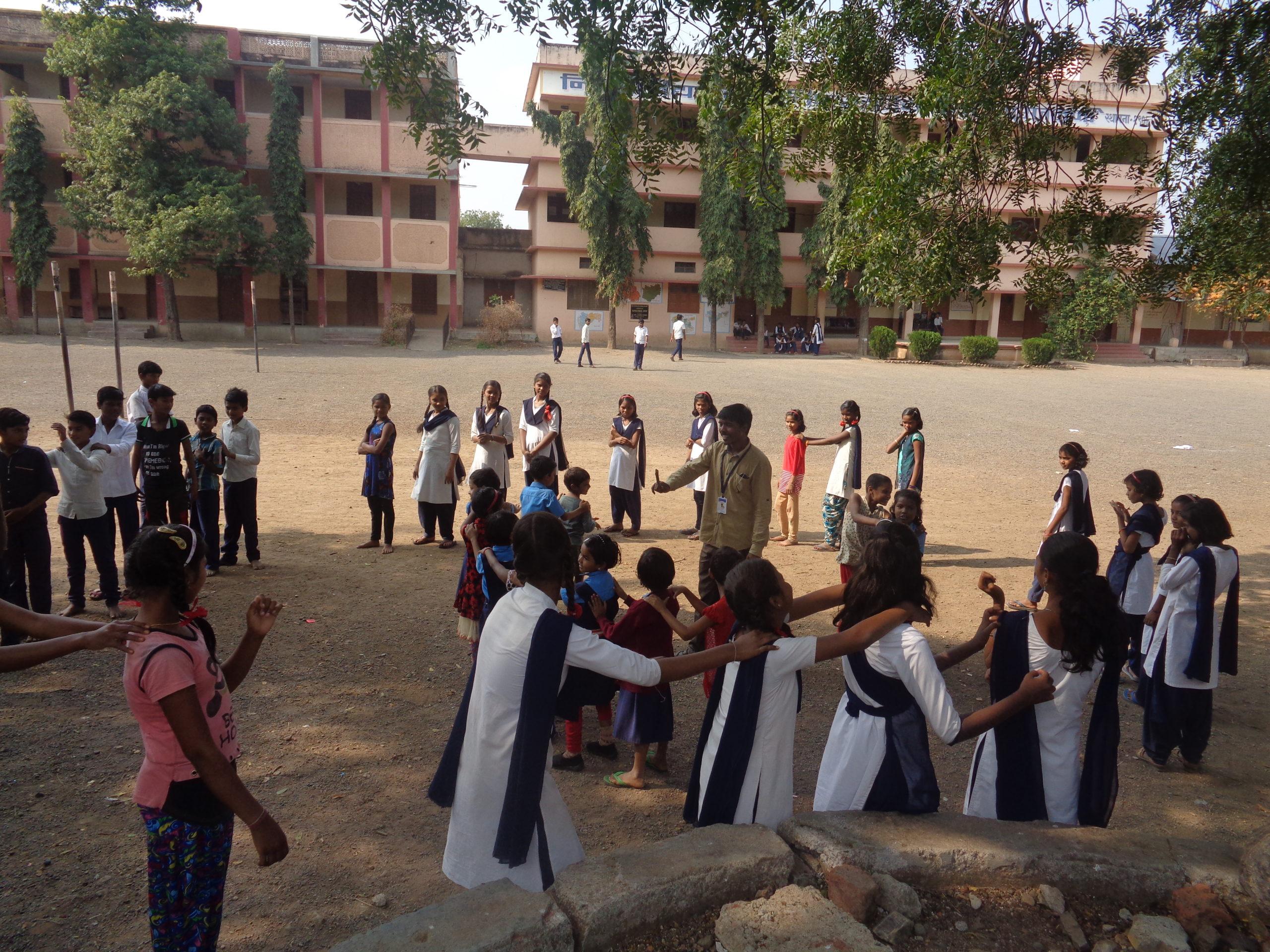Schülerwohnheim für Ureinwohner