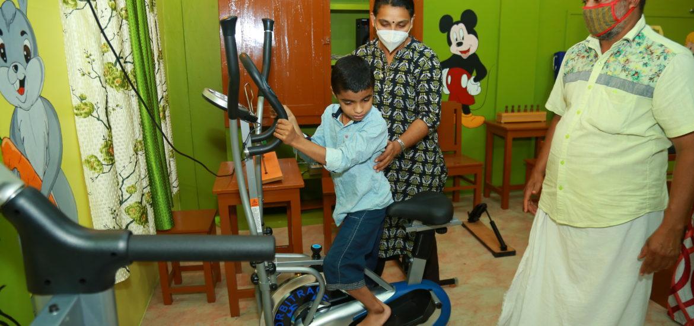 Einweihung neue Physiotherapie Alphons Sadhan